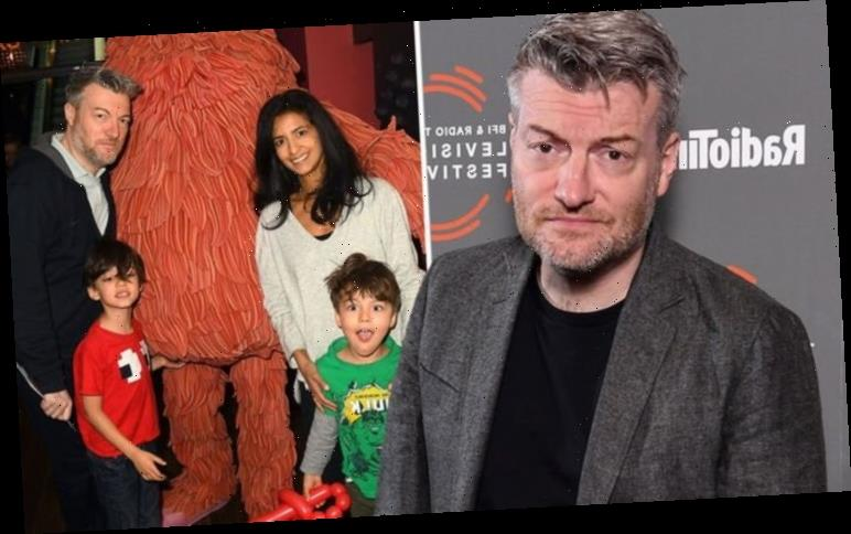 Charlie Brooker shares concerns about son amid coronavirus pandemic: 'I was worried'