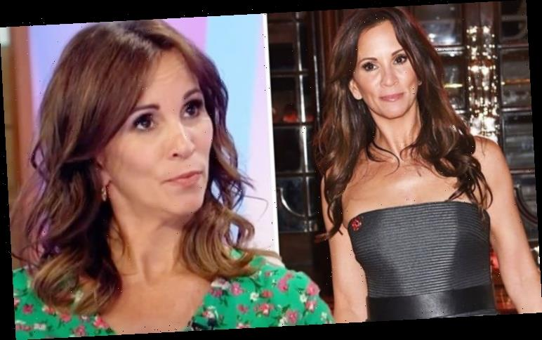 Andrea McLean: Loose Women star opens up on 'personal' experience which led to breakdown