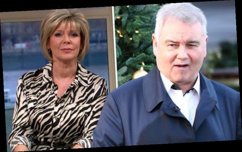 Eamonn Holmes: This Morning host issues apology for wife Ruth Langsford's 'ignorance'