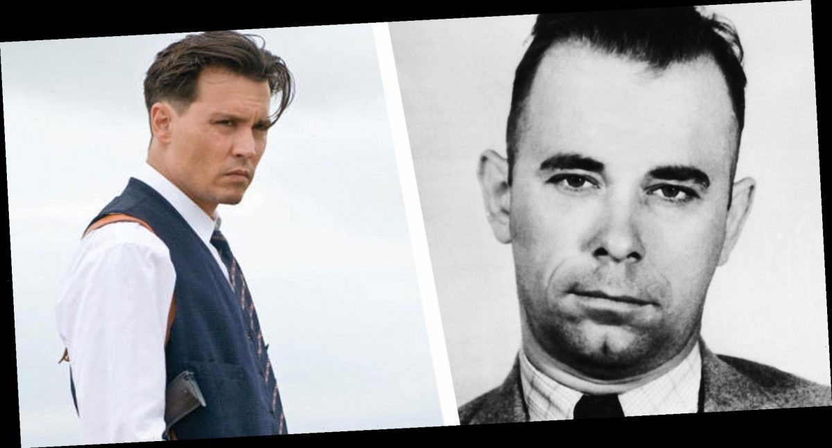 The True Story of John Dillinger's Life and Death