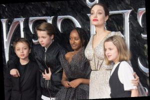 Angelina Jolie Having 'Difficult & Necessary' Race Talks With Her Kids, Donates To The NAACP