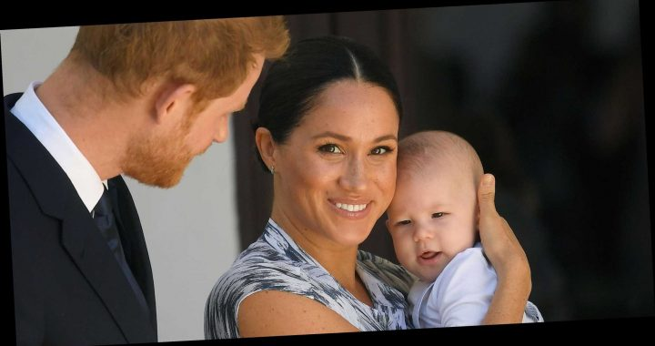 Meghan Markle and Prince Harry's Son Archie Is Talking and His List of Favorite Words Is Really Sweet