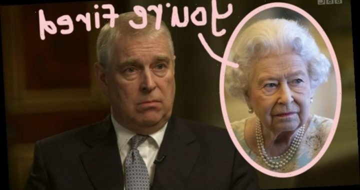 Prince Andrew PERMANENTLY RETIRED From Royal Duties Amid New Jeffrey Epstein Doc!