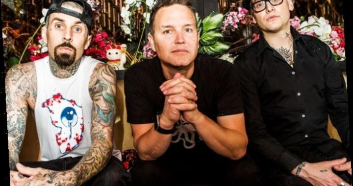 Blink-182 Featured On New Remix Of Powfu, Beabadoobee's 'Death Bed'