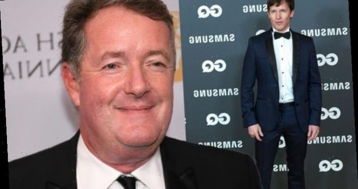 Piers Morgan: GMB host stuns Twitter with explicit confession to James Blunt 'So Would I'