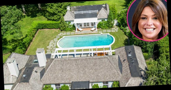 Off the Market! Rachael Ray Sells $3.25 Million Hamptons Home