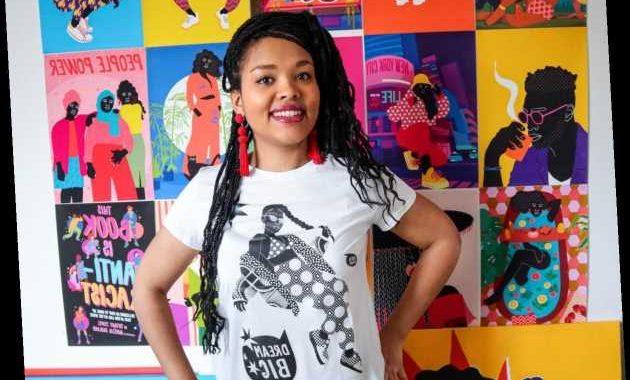 Graphic Artist Aurélia Durand Is Using Vibrant Illustrations To Celebrate Diversity