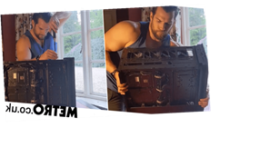 Henry Cavill builds a PC with his bare hands in strangely soothing video