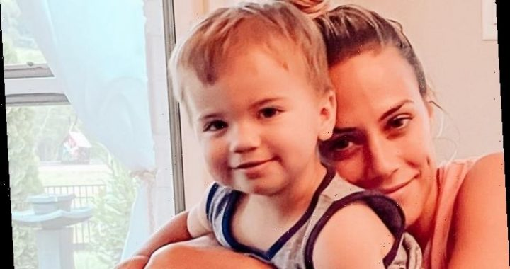 Jana Kramer 'Exhausted' as She Struggles to Deal With Son's Sleep Regression