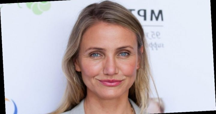 The reason Cameron Diaz quit acting