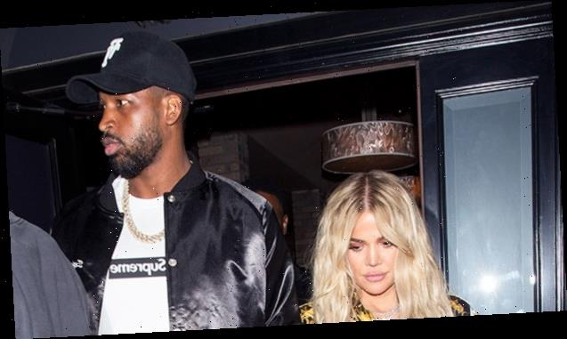 Khloe Kardashian Seemingly Addresses Buzz That She's Back With Tristan Thompson: 'Not Your Business'