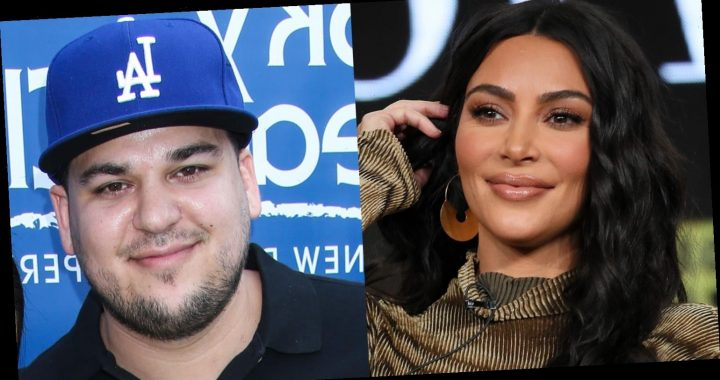Kim Kardashian Gets Called Out by Brother Rob Over This Instagram Post!