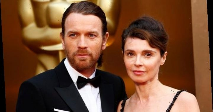 Ewan McGregor to lose half of his TV and movie fortune in divorce settlement
