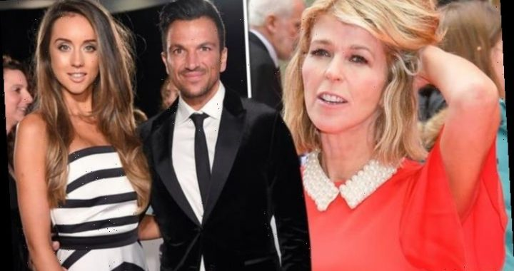 Peter Andre addresses scary time with wife at home amid Kate Garraway husband health news