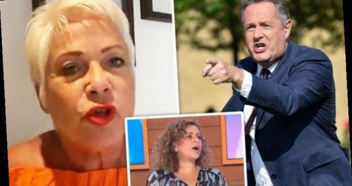 Nadia Sawalha wades into heated Piers Morgan and Denise Welch spat 'Slippery slope'