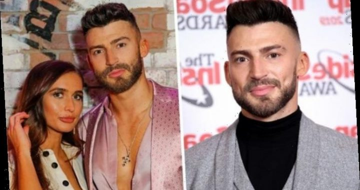 Jake Quickenden girlfriend: How long have Jake and Sophie been dating?