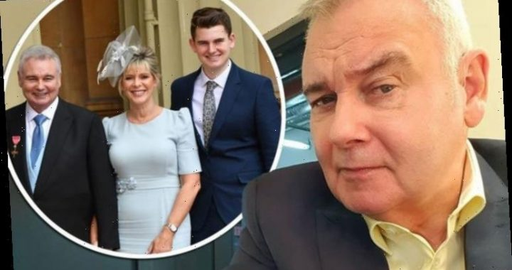Eamonn Holmes: Ruth Langsford's husband in emotional family moment: 'Feeling his absence'