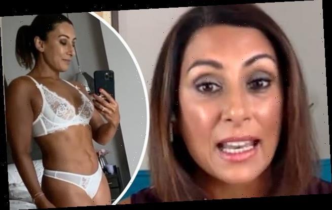 Loose Women Saira Khan strips to bikini | Daily Star