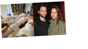 Penn Badgley and Domino Kirke Have Welcomed Their First Child Together