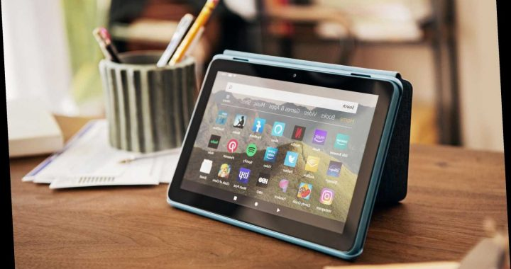 Amazon's Fire HD 8 Has Features the iPad Can't Match — and it's Only $70 Right Now