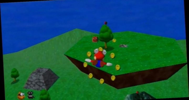 Mario Wings to the Sky: How to complete the mission in Super Mario 64