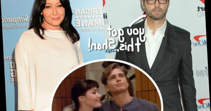 Jason Priestley Shares Update On Shannen Doherty's Cancer Battle: 'She's Always Been A Fighter'