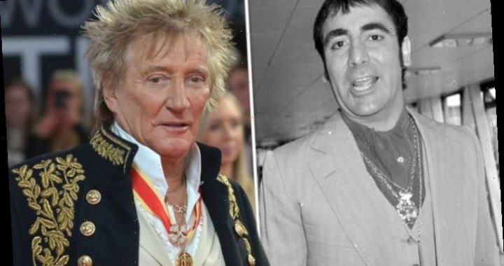 Rod Stewart addresses Keith Moon's 'w****r' jibe after boozy night 'I can't have this'