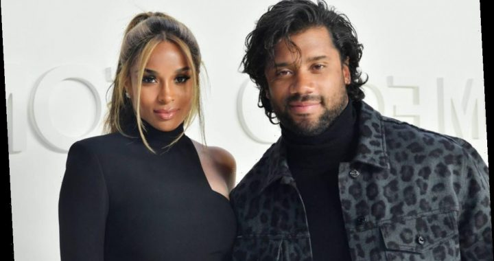 Russell Wilson Says Ciara Is 'Heaven-Sent' in Touching Birthday Tribute