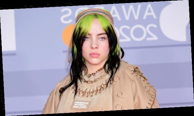 Billie Eilish's Shoes Go Viral As Fans Can't Agree What Color They Are — Watch Confusing Video