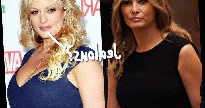 Melania Trump Goes OFF On 'Porn Hooker' Stormy Daniels In Newly Leaked Audio – And Stormy SAVAGELY Claps Back!