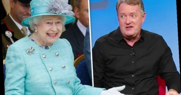 Piers Morgan's plea for knighthood from the Queen as GMB host 'cruelly overlooked'