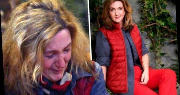 Victoria Derbyshire's son urges I'm A Celebrity fans to 'please forgive her' after error