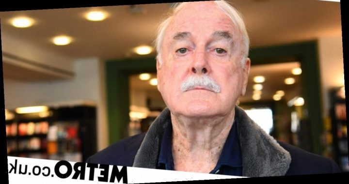 John Cleese sparks backlash as he says he identifies as 'Cambodian police woman'