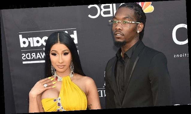 Offset Calls Out Cardi B For Claiming She Doesn't 'Clean' In 'WAP' Lyrics With Video Of Her Sweeping