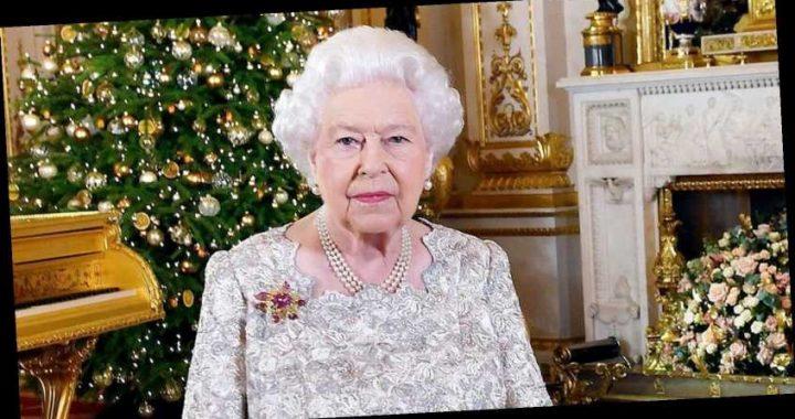 See Queen Elizabeth II's Windsor Castle Christmas Decorations