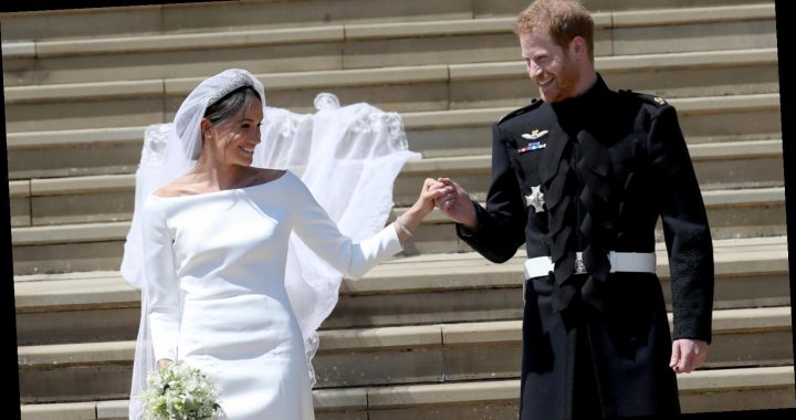 The Special Song Harry And Meghan Played At The End Of Their Wedding