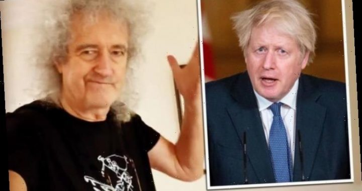 Brian May: Queen star struggling with loved one's death as he blasts Government over Covid