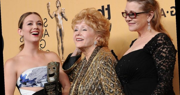 The Exact Moment Carrie Fisher Knew Billie Lourd Could Be an Actor, According To the 'American Horror Story' Star