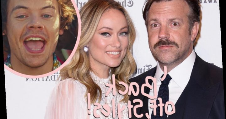 Jason Sudiekis Hopes Harry Styles Will 'Get Bored' Of Olivia Wilde!?