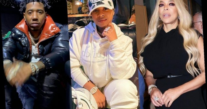 Wendy Williams Thinks Reginae Carter Should Break Up With YFN Lucci After Murder Charges