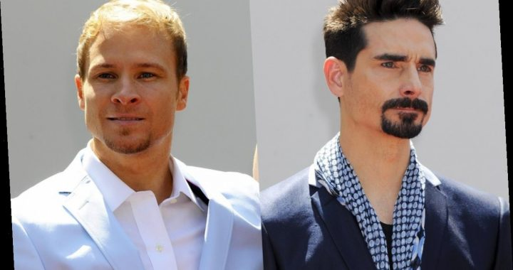 Kevin Richardson Appears to Shade Brian Littrell With 'Losing a Friend to QAnon' Tweet