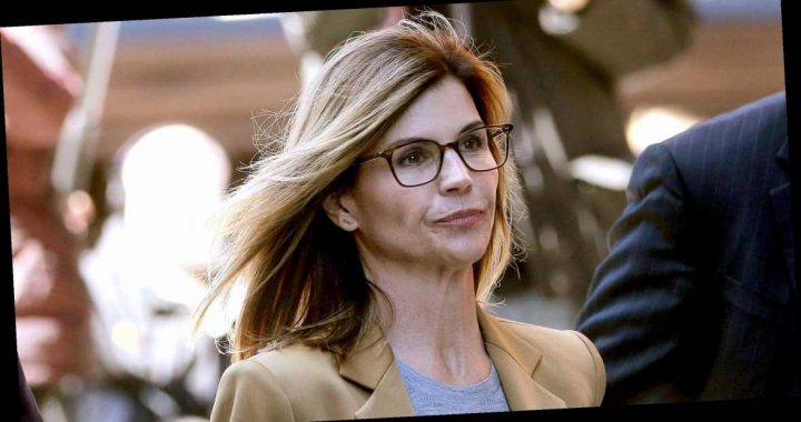Lori Loughlin Set to Complete Her 100 Hours of Community Service This Week