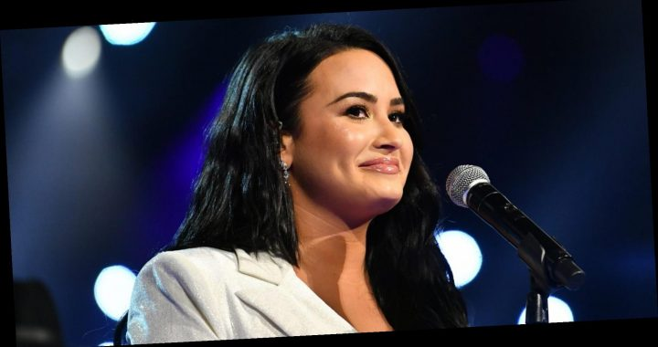 Demi Lovato Shared a Post Calling Gender Reveals Transphobic