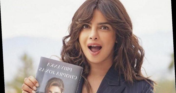 Priyanka Chopra 'Really Digging Deep' for Her Memoir