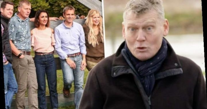 Tom Heap details wife's 'fleeting' Countryfile stint 'The cat made more of an appearance!'