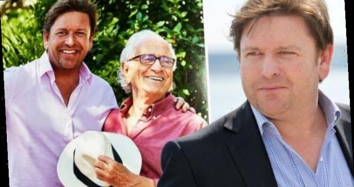 James Martin shares touching tribute to 'boss' Michel Roux on anniversary of his death