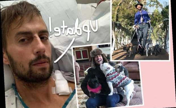 Lady GaGa's Dog Walker Ryan Fischer Breaks Silence After 'Very Close Call With Death'