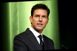 Scientology Makes Tom Cruise Believe Suri Isn't Technically His Daughter, Allegedly