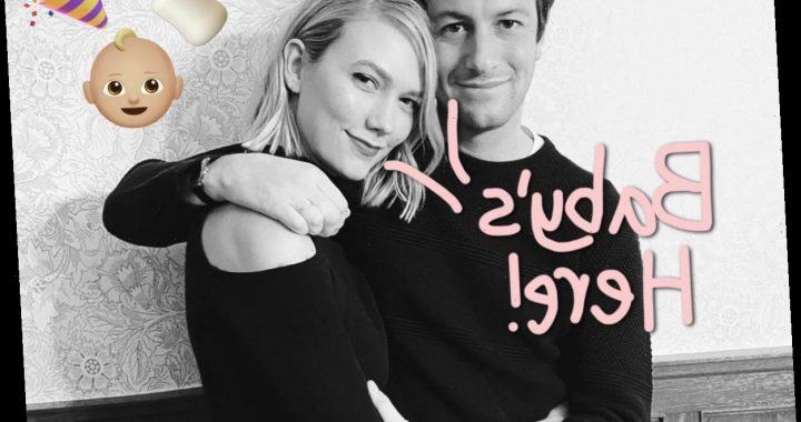 Karlie Kloss & Joshua Kushner Welcome Their First Child Together – See The Pic!