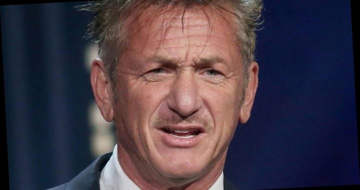 Why Sean Penn's Appearance At The Golden Globes Is Causing Such A Stir